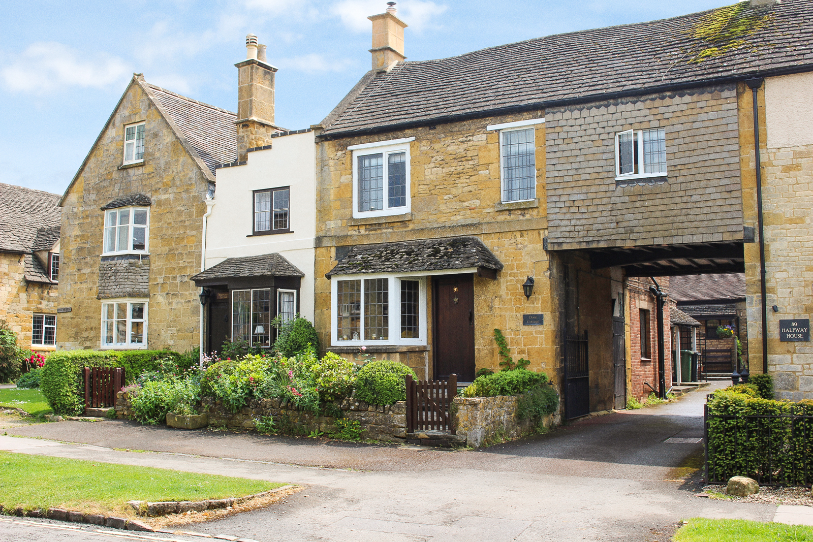 Stone House Cotswold
